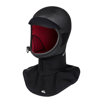 Quiksilver HIGHLINE PLUS - Passamontagna 2mm Uomo black