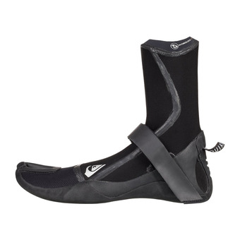 Quiksilver HIGLINE PLUS - Escarpines de surf 3mm hombre black