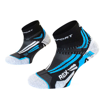 Bv Sport RSX EVO - Calcetines black/blue