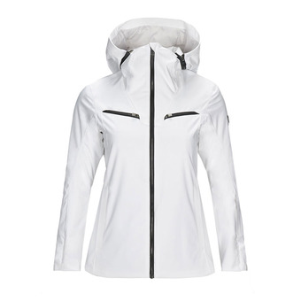 Peak Performance LANZO - Chaqueta mujer offwhite