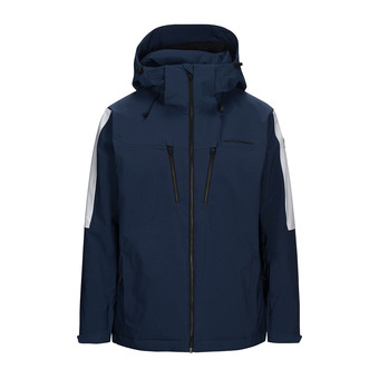 Peak Performance CLUSAZ - Chaqueta hombre decent blue