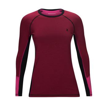 Peak Performance MAGIC C - Camiseta térmica mujer rhodes