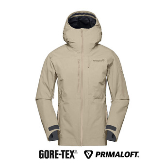 lofoten Gore-Tex insulated Jacket (W) Winter Twig Femme