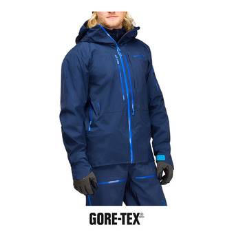 lofoten Gore-tex Pro Jacket (M) Indigo Night Homme