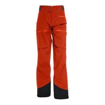 lofoten Gore-Tex Pro Pants (M) Rooibos tea Homme