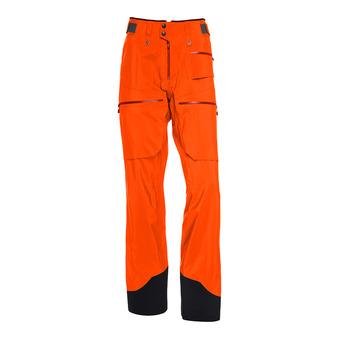 lofoten Gore-Tex Pro Light Pants (M) Scarlet Ibis Homme
