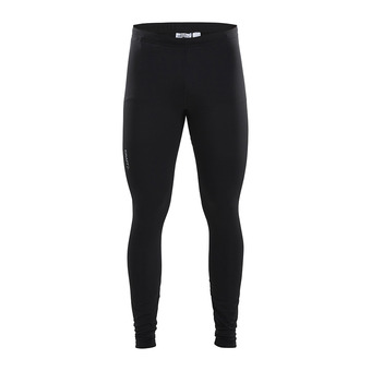 Craft WARM TRAIN - Tights - Men's - black/monument
