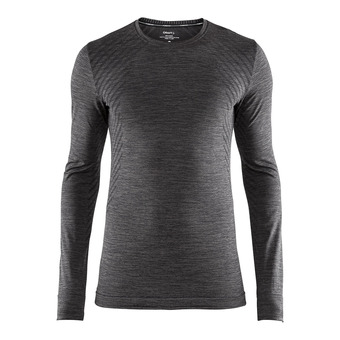 Craft FUSEKNIT COMFORT - Sous-couche Homme black/chine