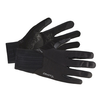 Craft ALL WEATHER - Gloves - black