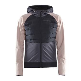 Craft PURSUIT THERMAL - Hybrid Jacket - Women's - touch/black