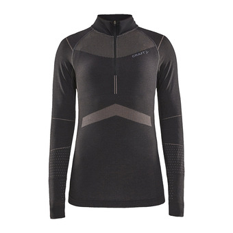 Craft ACTIVE INTENSITY - Maglia termica Donna asphalt/touch