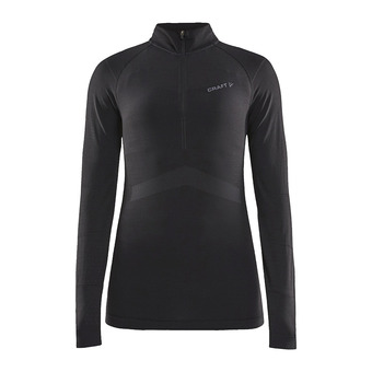 Craft ACTIVE INTENSITY - Base Layer - Women's - black/asphalt