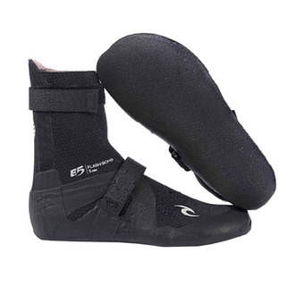 Rip Curl FLASHBOMB 5MM - Chaussons surf black