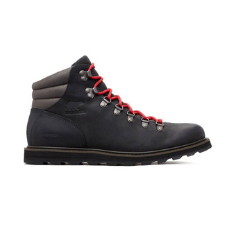 Sorel MADSON HIKER WP - Shoes - Men's -  black