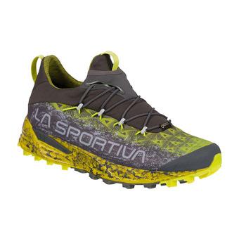 La Sportiva TEMPESTA GTX - Chaussures trail Homme carbon/citrus