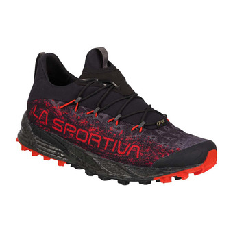 La Sportiva TEMPESTA GTX - Chaussures trail Homme black/poppy