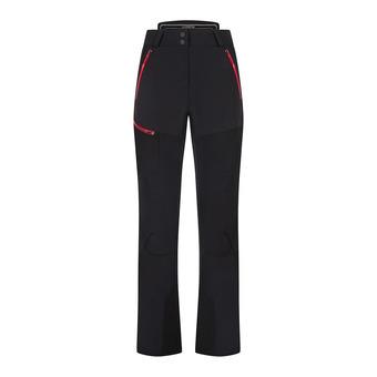 La Sportiva NAMOR - Pantalon de ski Femme black/orchid