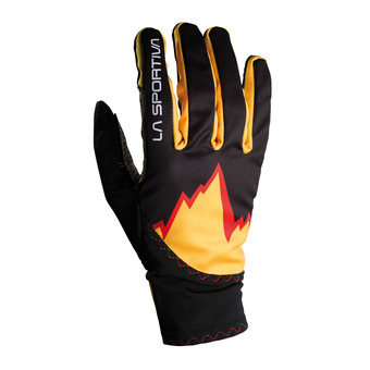 La Sportiva SYBORG - Gants black/yellow