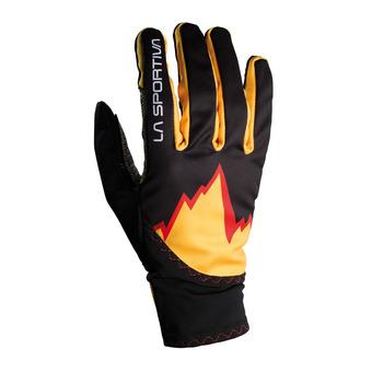 La Sportiva SYBORG - Guantes black/yellow