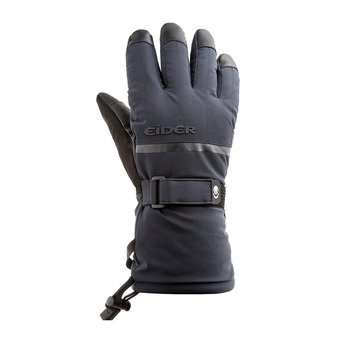 Eider THE ROCKS - Ski Gloves - Men's - black