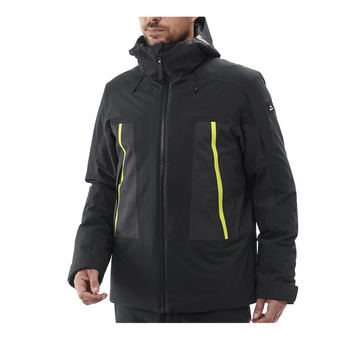 COOLIDGE JKT M Homme BLACK - NOIR