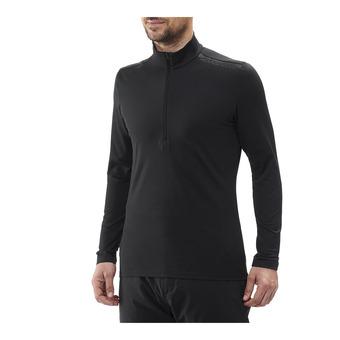 Eider WAX 2.0 - Fleece - Men's - black