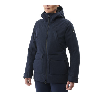 Eider WHITE WAY - Chaqueta de esquí mujer dark night