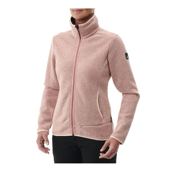 Eider MISSION 2.0 - Fleece - Women's - cameo rose