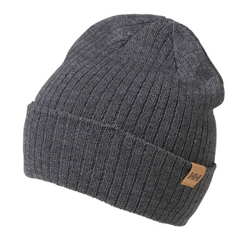 Helly Hansen BUSINESS 2 - Beanie - Men's - charcoal marl