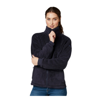 Helly Hansen W PRECIOUS FLEECE - Fleece - Women's - ebony