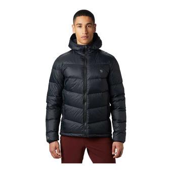 Mountain Hardwear MOUNT EYAK DOWN HOODY - Down Jacket - Men's - black