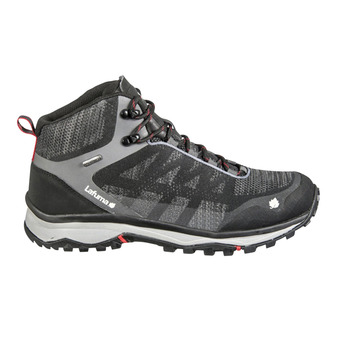 Lafuma SHIFT MID CLIM - Hiking Shoes - Men's - carbon/black