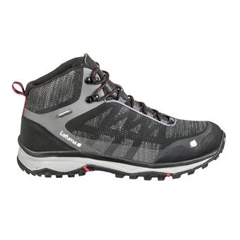 Lafuma SHIFT MID CLIM - Hiking Shoes - Men's - carbon/black