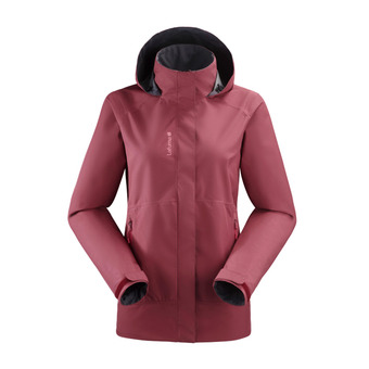 Lafuma WAY GTX ZIP-IN - Veste Femme cherry
