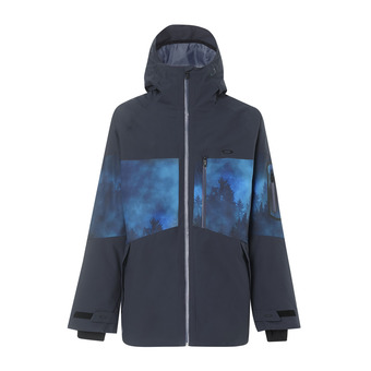 CEDAR RIDGE INSULATED 2L 10K JKT Homme BLUE FOREST P