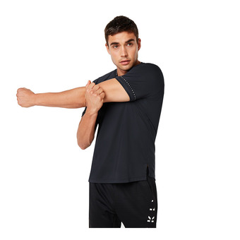 Oakley ENHANCE STRETCH CREW 9.7 - Camiseta hombre blackout