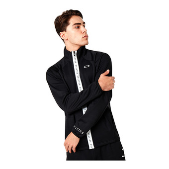 ENHANCE TECH JERSEY JACKET 9.7 Homme Blackout