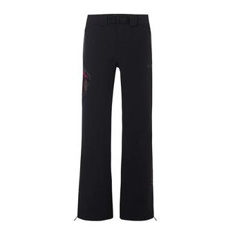 Oakley HOURGLASS SOFTSHELL 3L 10K - Pantalón de esquí mujer blackout
