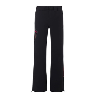 Oakley HOURGLASS SOFTSHELL 3L 10K - Pantalon ski Femme blackout