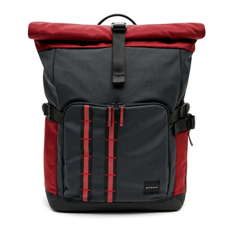 UTILITY ROLLED UP BACKPACK Unisexe DULL ONYX