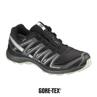 Salomon XA LITE GTX - Chaussures trail Femme black/magnet/fair aqua