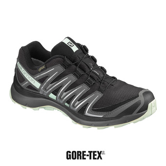 Trail Shoes - Women's - XA LITE GTX® black/magnet/fair aqua