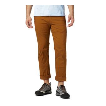 Mountain Hardwear AP - Pantaloni Uomo golden brown