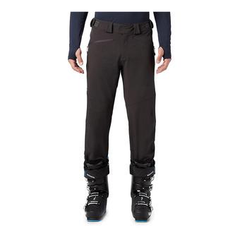 Mountain Hardwear MOUNT MACKENZIE SOFTSHELL - Pantalón hombre void