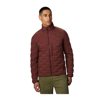 Mountain Hardwear SUPER DS - Anorak hombre dark umber