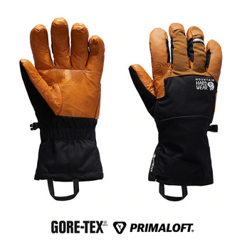 Exposure Light GTX Glove-Black Unisexe Black