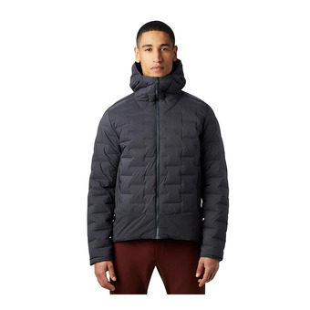 Mountain Hardwear SUPER DS CLIMB - Anorak hombre dark storm