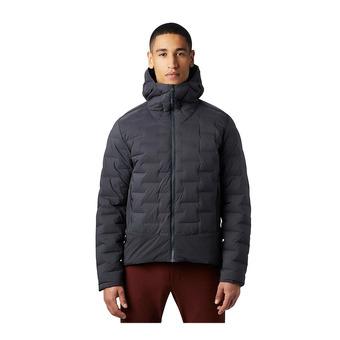 Mountain Hardwear SUPER DS CLIMB - Down Jacket - Men's - dark storm