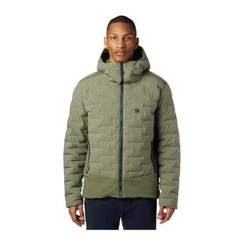 Mountain Hardwear SUPER DS CLIMB - Down Jacket - Men's - light army