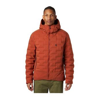 Mountain Hardwear SUPER DS CLIMB - Down Jacket - Men's - rusted